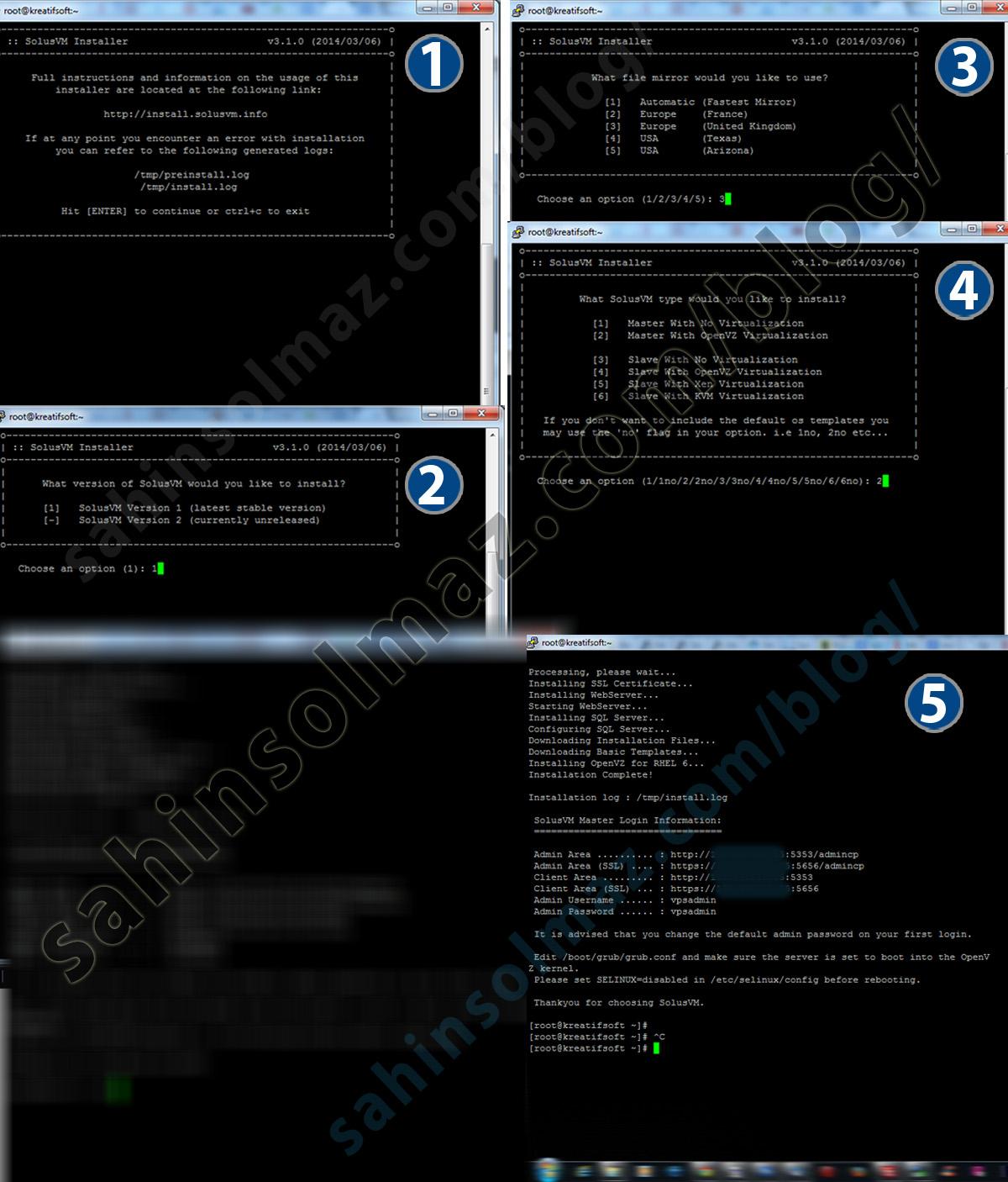 SolusVM Kurulumu (ResimliNasıl) CentOSRHELScientific 56 - How to install